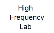 High Frequency and Antenna laboratories