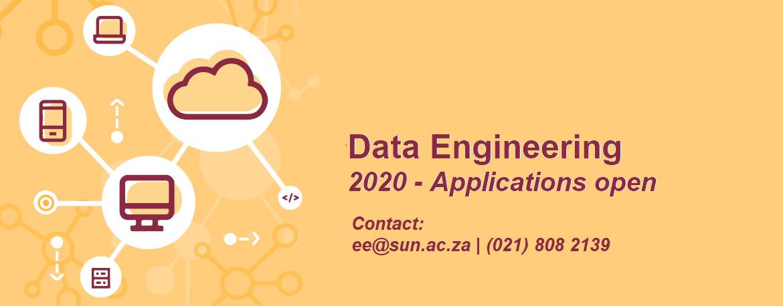 data engineering stellenbosch university